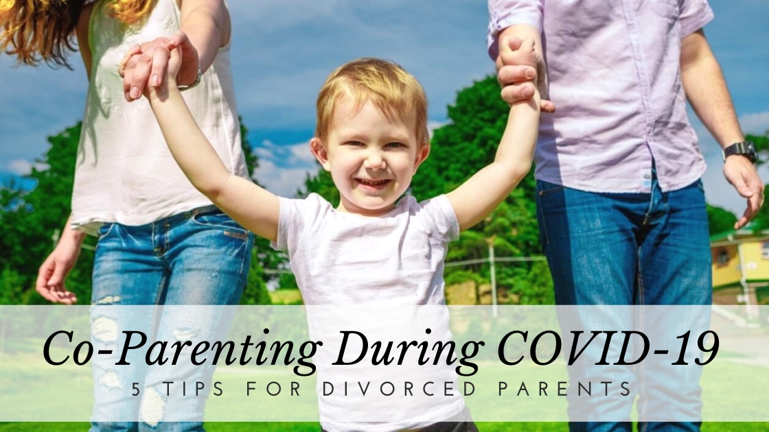 Coparenting during COVID-19